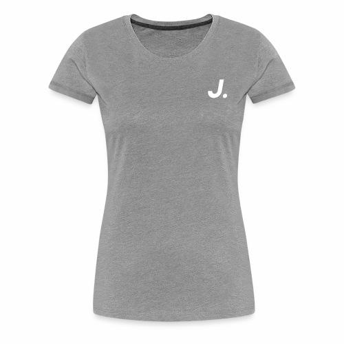 J. - Women's Premium T-Shirt