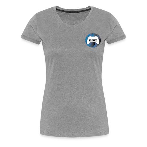 Esports Challenger Logo Wear - Women's Premium T-Shirt