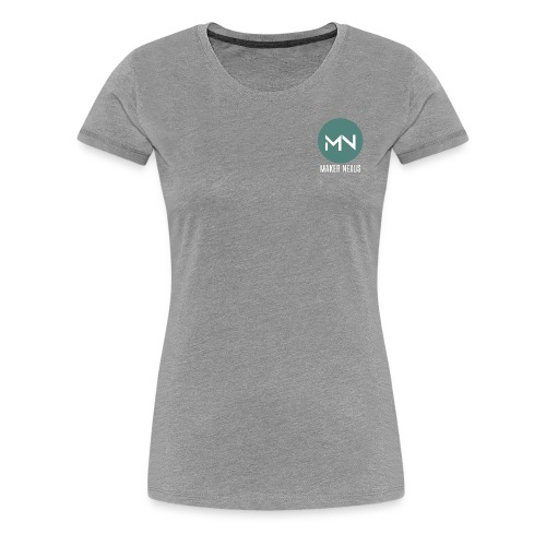 Maker Nexus Logo Shirt - Women's Premium T-Shirt