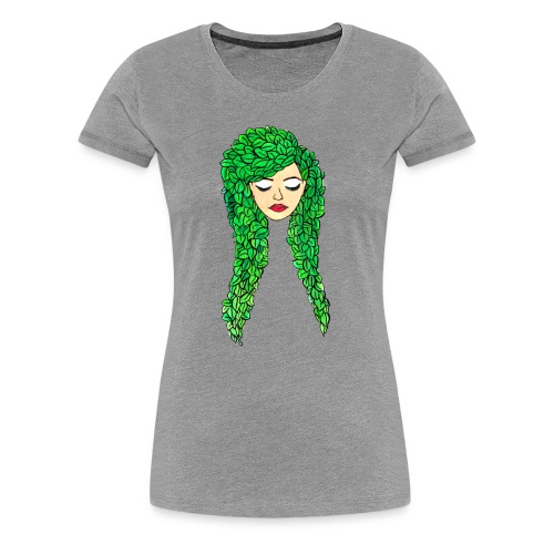 I am Nature - Women's Premium T-Shirt