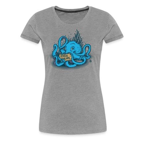 Free Hugs - Women's Premium T-Shirt