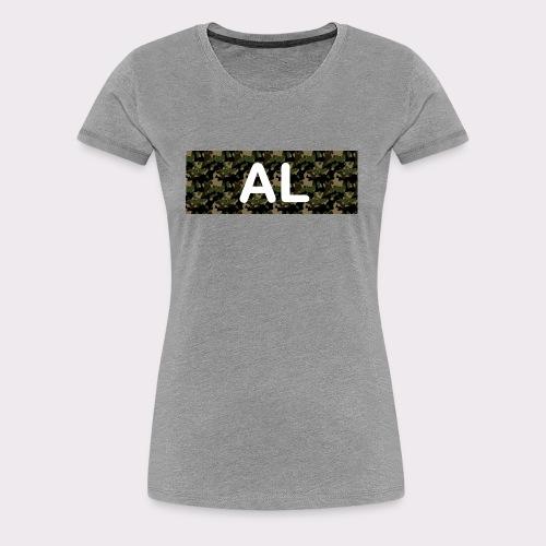 camo al - Women's Premium T-Shirt