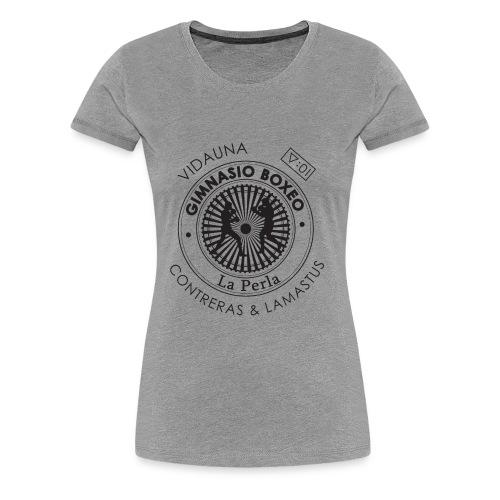 Gimnasio de Boxeo La Perla - Women's Premium T-Shirt