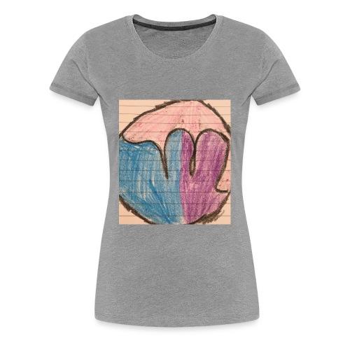 229B55BE 1792 40AB 9341 A179F76CC4AE - Women's Premium T-Shirt