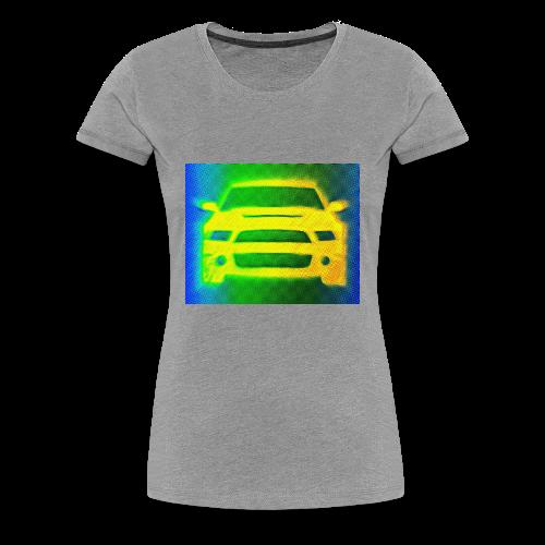 mustangponypower - Women's Premium T-Shirt
