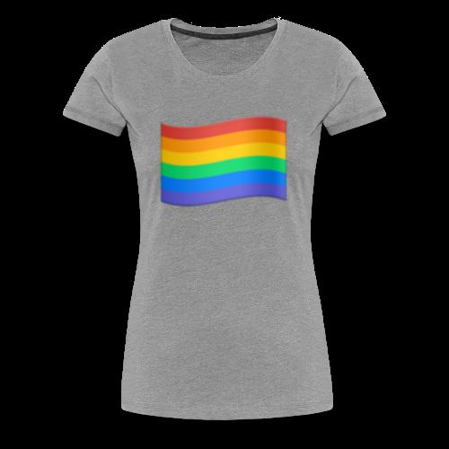 Pride Flag Collection - Women's Premium T-Shirt