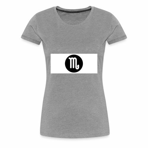 scorpio - Women's Premium T-Shirt