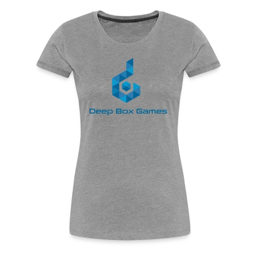 Deep Box Games - Women's Premium T-Shirt