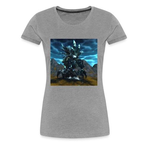 sha of anger wow - Women's Premium T-Shirt