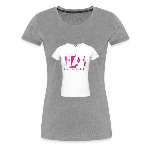 fercris modelo 1 v3 - Women's Premium T-Shirt