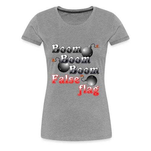 False flag - Women's Premium T-Shirt