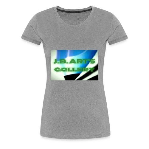 J.B ART'S gallery - Women's Premium T-Shirt