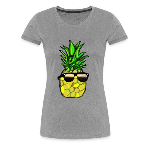 pineapple shirt - Women's Premium T-Shirt