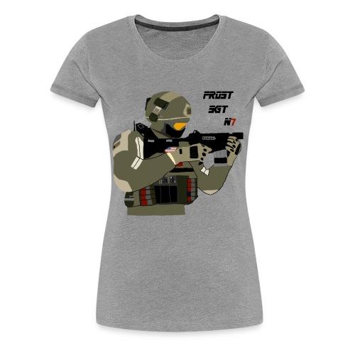 FROST SGT - Women's Premium T-Shirt