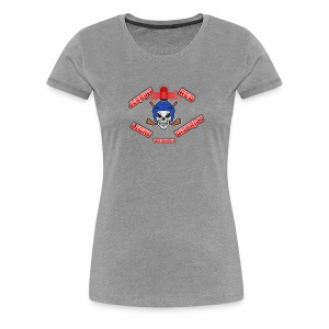 Jerry's Red Light District Podcast - Women's Premium T-Shirt