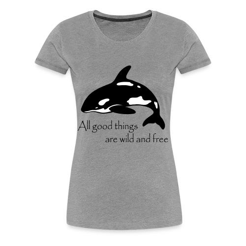 End Captivity - Women's Premium T-Shirt