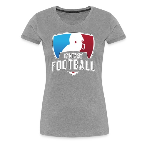 Fantasy Football - Women's Premium T-Shirt