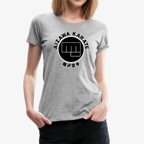 Aizawa Karate - Women's Premium T-Shirt