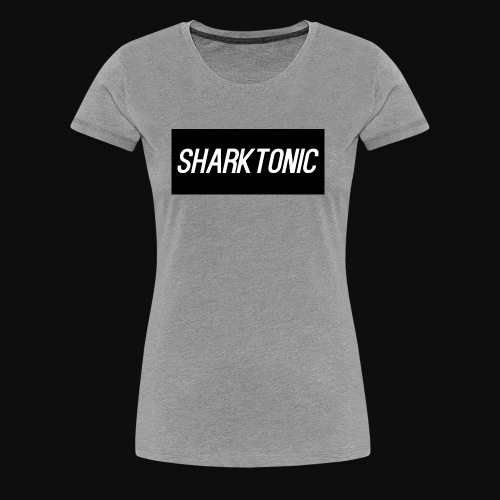 Sharktonic Official - Women's Premium T-Shirt