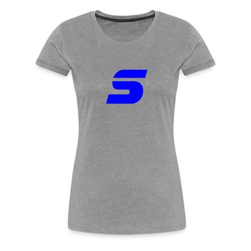 STRIVE NATION LOGO - Women's Premium T-Shirt