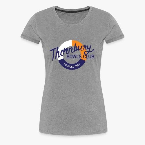 Ring & Retro Logo - Women's Premium T-Shirt