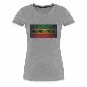 SHASHAMENE RECT10MB - Women's Premium T-Shirt