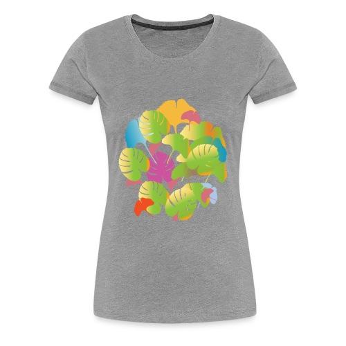 Flora - Women's Premium T-Shirt