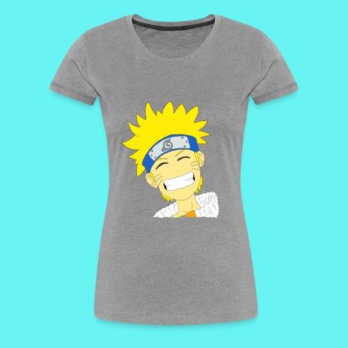 Naruto - Women's Premium T-Shirt