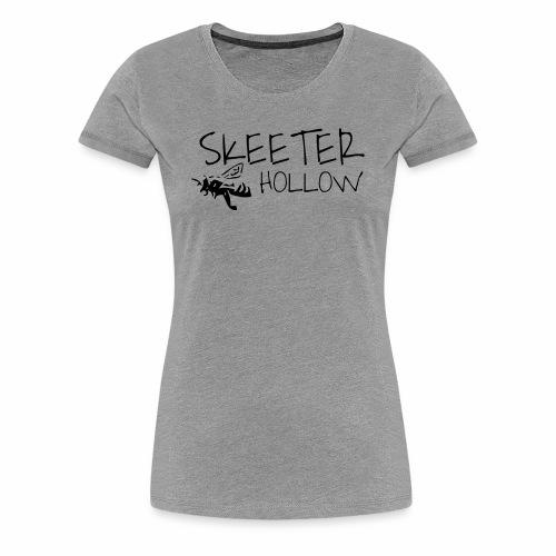 Honey Bee: Skeeter Hollow - Women's Premium T-Shirt