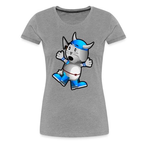 Steve! - Women's Premium T-Shirt
