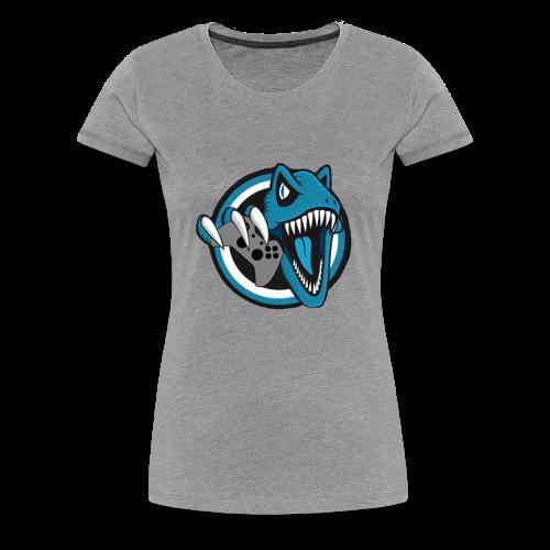 SHiFTY Logo - Women's Premium T-Shirt