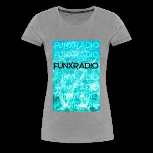Radio Tops - Women's Premium T-Shirt