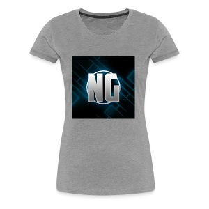 NadhirGamer Merch - Women's Premium T-Shirt