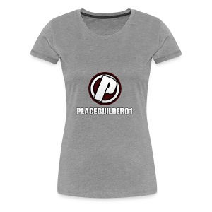 PlaceBuilder01 - Women's Premium T-Shirt