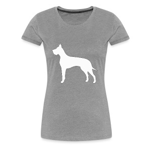 Great Dane - Women's Premium T-Shirt