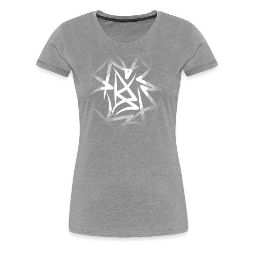 designcrowd t shirt back1 printready 300dpi - Women's Premium T-Shirt