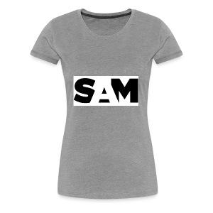 sam t-shirts - Women's Premium T-Shirt