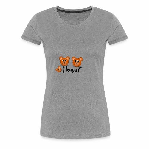 I bear - Women's Premium T-Shirt