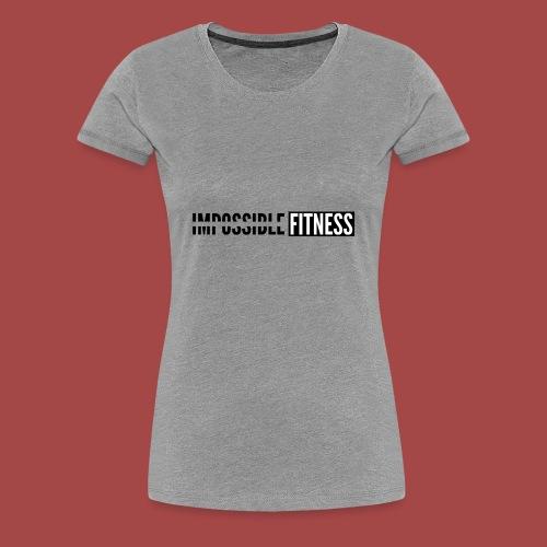 Fitness - Women's Premium T-Shirt