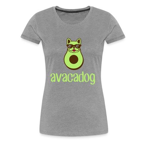 avacadog - Women's Premium T-Shirt