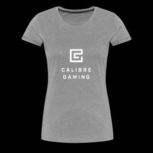 Calibre Gaming Inverted - Women's Premium T-Shirt