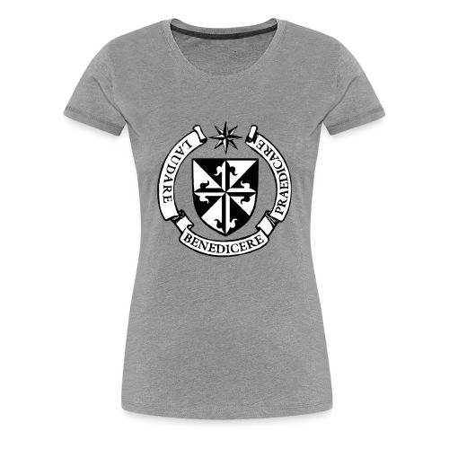 Dominican Logo - Women's Premium T-Shirt