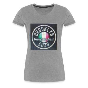 bkcuznew - Women's Premium T-Shirt