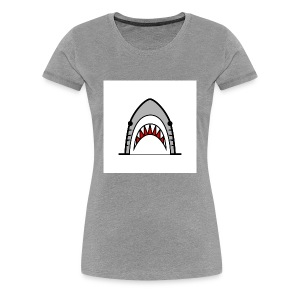 tiger shvrk - Women's Premium T-Shirt
