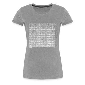 UNHD Clothing - Women's Premium T-Shirt