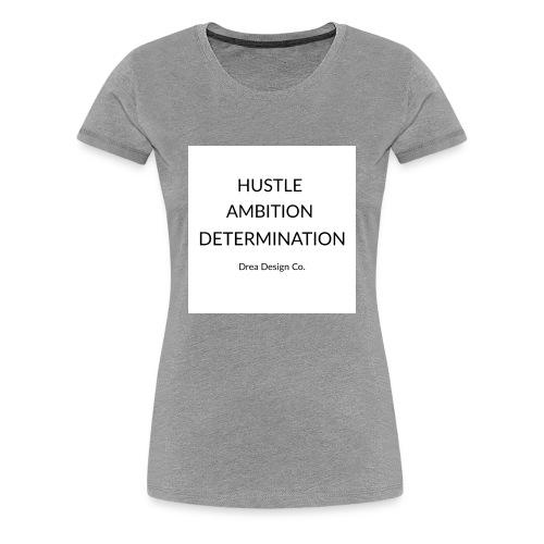 Drea Design Co. - Women's Premium T-Shirt