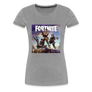 Fortnite - Women's Premium T-Shirt