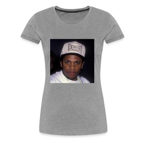 Compton N.W.A Eazy E - Women's Premium T-Shirt