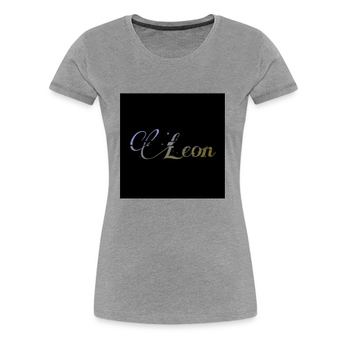 Leon poster Official - Women's Premium T-Shirt