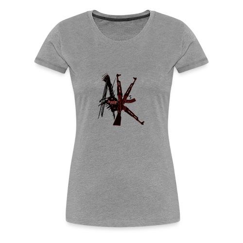 Aks - Women's Premium T-Shirt